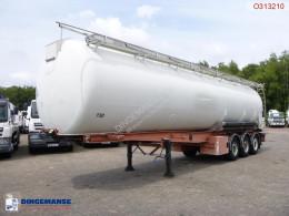trailer LAG Bulk tank alu 60.5 m3 (tipping)