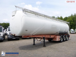 LAG Powder tank alu 60.5 m3 (tipping) semi-trailer