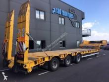Galtrailer heavy equipment transport semi-trailer