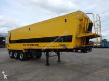 Weightlifter tipper semi-trailer