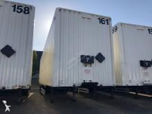 Lecitrailer 4 fourgon tolé semi-trailer