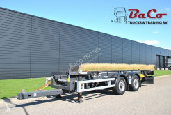 Renders RMAC 9.9 NA - BPW AXLES - DISC BRAKES - semi-trailer
