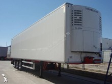 Lecitrailer meat transport refrigerated semi-trailer
