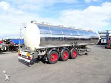 Dijkstra ADR / 37.500L / 1-COMP. / 4-BAFFELS / SAF semi-trailer