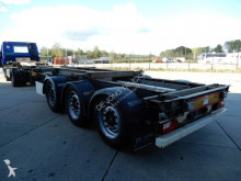 Schmitz Cargobull SCF 24 Slider / SAF DISC semi-trailer