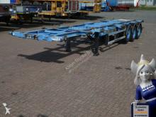 Burg TANK CHS 20-30-40 FT BACK SLIDING semi-trailer