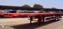 n/a flatbed semi-trailer