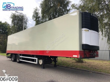 trailer Heiwo Koel vries 2 Cool units, 2 Compartments, Disc brakes