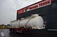 Guhur CITERNE 24000 LITRES semi-trailer