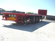 Trailor flatbed semi-trailer