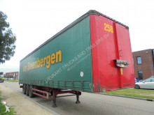 Renders Tautliner / Discbrakes / Coil / Mercedes Axles semi-trailer