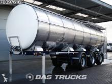 semi remorque Burg 33.900 Ltr / 1 / Pump + Counters BPO 13-30 RCZXX Liftachse 2x Lenkachse