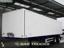 semi remorque Van Hool 12.400 Ltr / 3 / Wassertank Lenkachse 2B0035