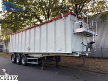 Robuste Kaiser kipper 48 M3, Steel suspension semi-trailer