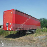 Samro tautliner semi-trailer