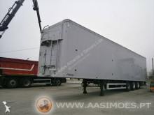Serrus moving floor semi-trailer