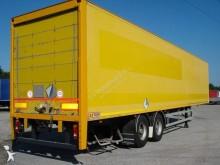 semiremorca furgon izolat Trailor