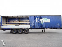 LAG alu dropsides, hardwooden floor, BPW semi-trailer
