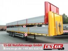 semirremolque ES-GE 3-Achs-Sattelauflieger - Bordwände