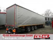 Kögel 3-Achs-Sattelanhänger mit Schiebeplane semi-trailer