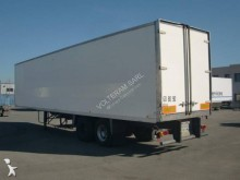 Trailor box semi-trailer