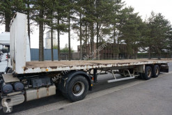 Trailor - 8 TIRES - PLATFORM - STEEL SPRING / SUSP LAMES semi-trailer