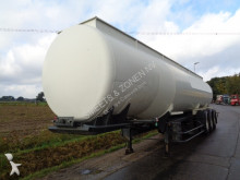 trailer BSLT Oplegger 39500 L 9 compartiments
