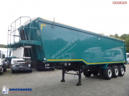 полуприцеп Weightlifter Tipper trailer alu 50 m3 + tarpaulin