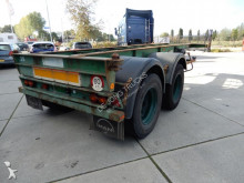 semirremolque Flandria 20 FT chassis/ double montage / Steel suspension