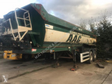 semirimorchio MOL 2 X KIPPER - AIR SUSPENSION - STEEL TIPPER / STEEL CHASSIS - BELGIAN TRAILERS - BPW AXLES