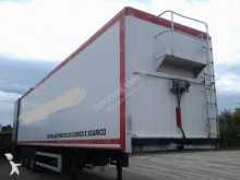 Adamoli moving floor semi-trailer