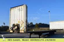 Krone SD Megatrailer Plattform Auflieger