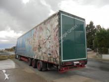 Kässbohrer tarp semi-trailer