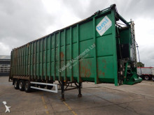 SAF tipper semi-trailer