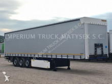 Wielton CURTAINSIDER / STANDARD /LIFTED ROOF AND AXLE / semi-trailer
