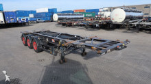 Desot 20FT/30FT ADR-chassis, SAF+disc, 2 liftaxle, NL-chassis, APK/ADR: 02/2019 semi-trailer