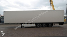 semi remorque Krone FRIGO TRAILER WITH MEATHOOKSYSTEM
