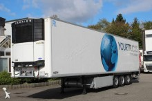 Chereau multi temperature refrigerated semi-trailer