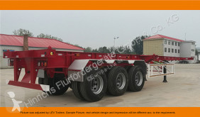 Cimc 3 Axle Container Chassis semi-trailer