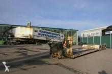 Langendorf SATAH 40/48 - TIEFBETT - Schwanenhals abnehmbar semi-trailer