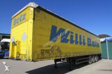 Schmitz Cargobull S 01 - Tautliner - Zertifikat Nr.: 204 semi-trailer