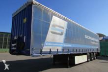 Krone SD - Tautliner LIFT PALETTENKASTEN - Nr.: 743 semi-trailer