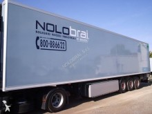 used flower transport refrigerated semi-trailer