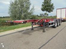 Burg Tankcontainerchassis / 20-30 ft / NL / ADR semi-trailer