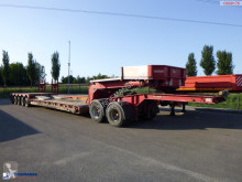 trailer Nooteboom 5-axle lowbed trailer + dolly