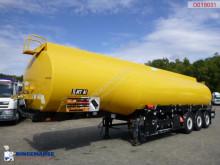 semi remorque Cobo JET Fuel tank alu 43 m3 / 1 comp