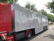 semi remorque nc Companjen Cattle Carrier
