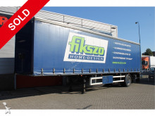 Samro 1 Assige / - Steering City Trailer 10m60 semi-trailer