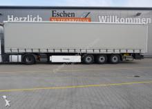 Krone Profiliner, Michelin, BPW, Palettenkasten semi-trailer