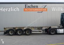 Van Hool chassis semi-trailer